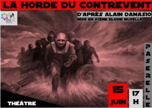 Théâtre groupe lycéens @ La Passerelle